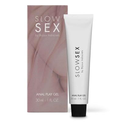 Anal Play Gel Slow Sex