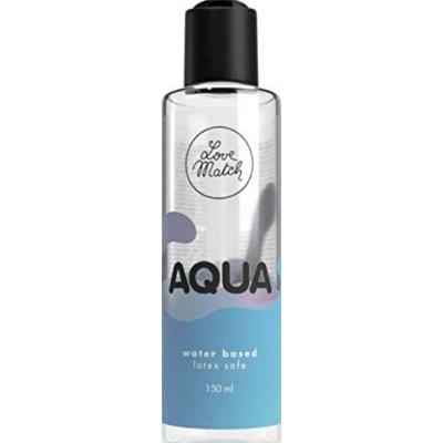 lubrificante base acquosa Aqua di love match