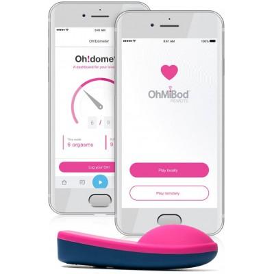 bluemotion ohmibod vibratore wireless